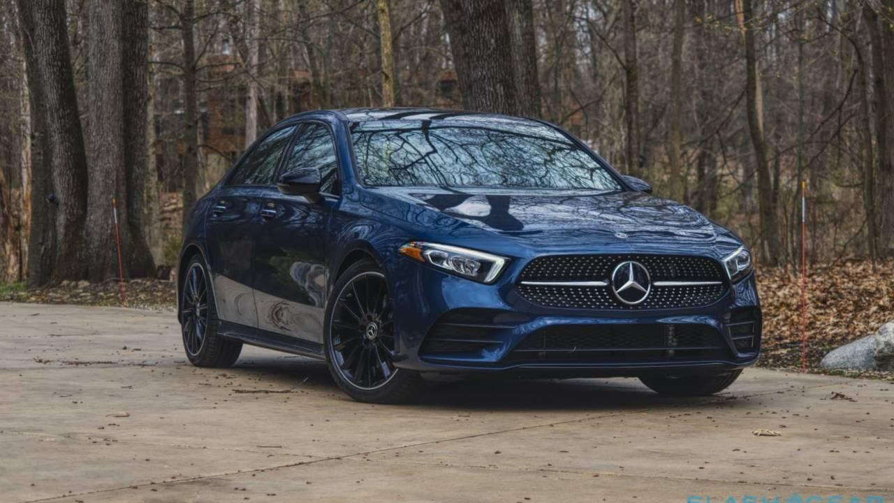2020 Mercedes-Benz A220 4MATIC Review – Bucking Trends