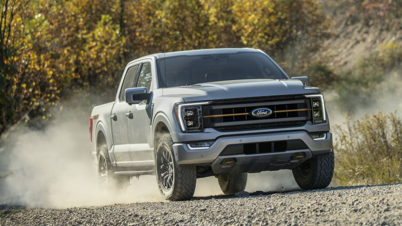 2021 Ford F-150 Tremor off-road truck could help our Raptor patience