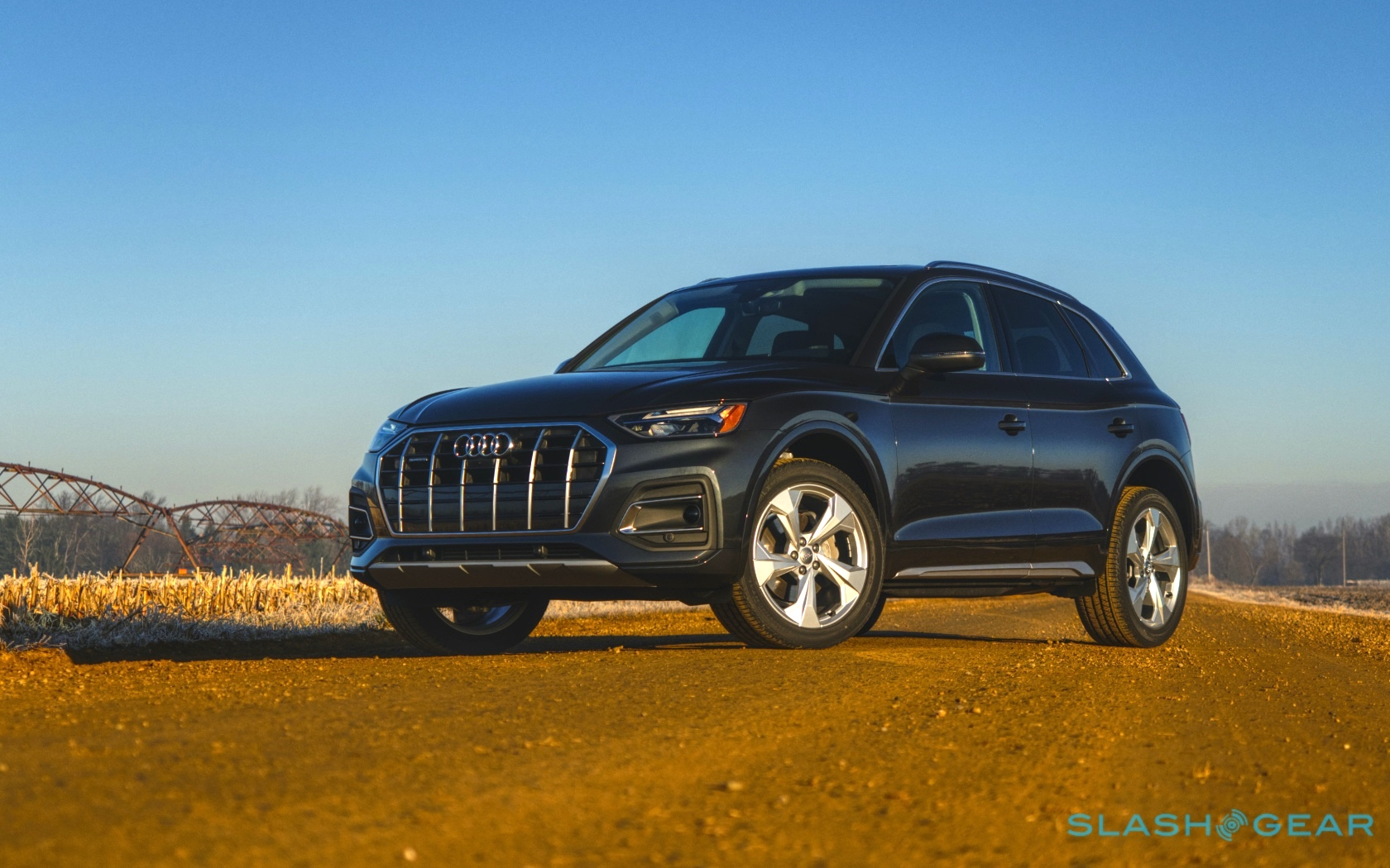 2021 Audi Q5 First Drive Review Refinement Brings Tougher Choices Slashgear