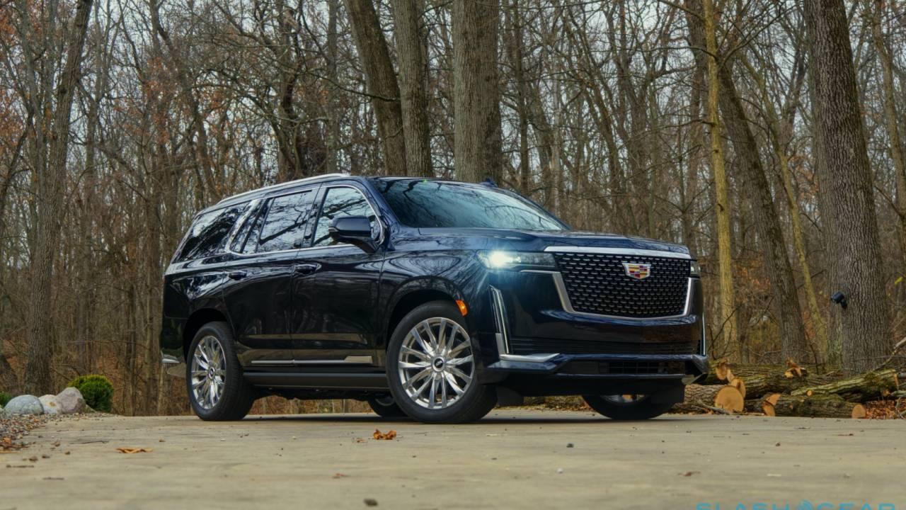 2021 Cadillac Escalade Diesel First Drive –  Torque Tease