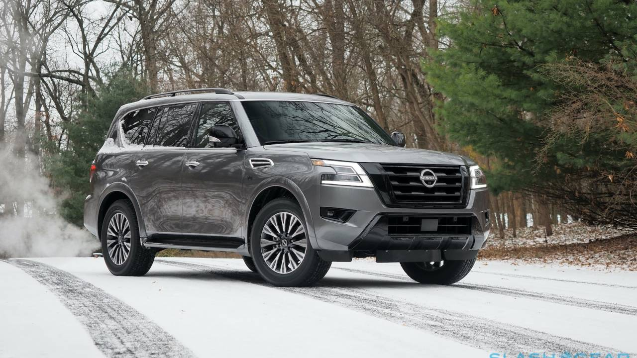 2021 Nissan Armada First Drive – Focus where it matters