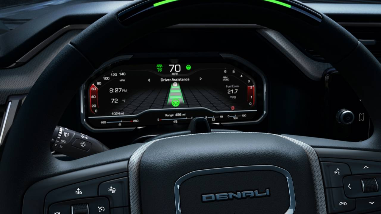 GMC confirms its first truck taste of Autopilot-rivaling Super Cruise