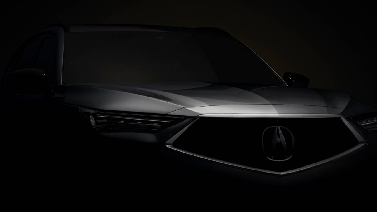2022 Acura MDX reveal date confirmed – What to expect
