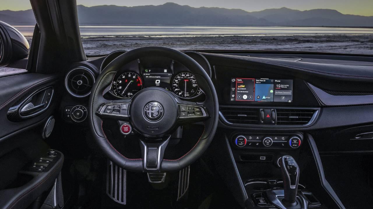 2021 Alfa Romeo Giulia and Stelvio debut