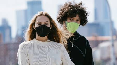 AirPop washable masks come with replaceable snap-in filters