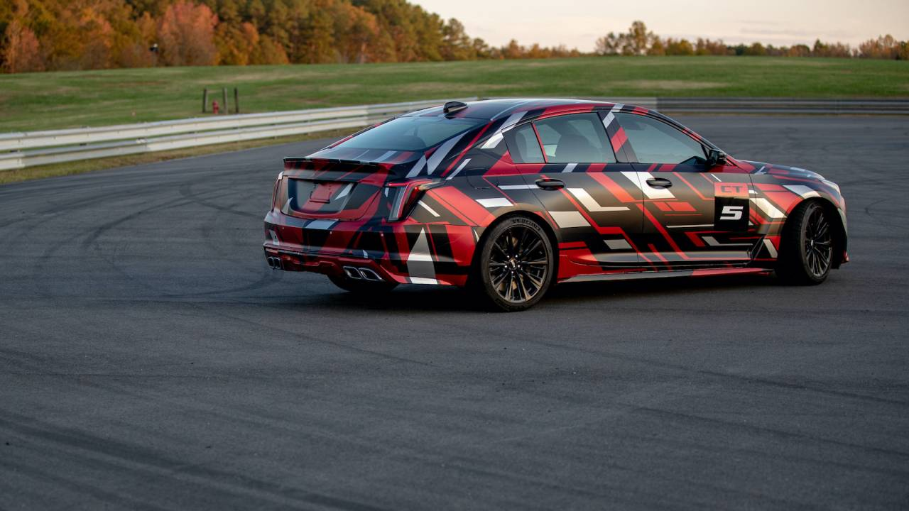 Cadillac taps 3D printing for its most potent Blackwing cars