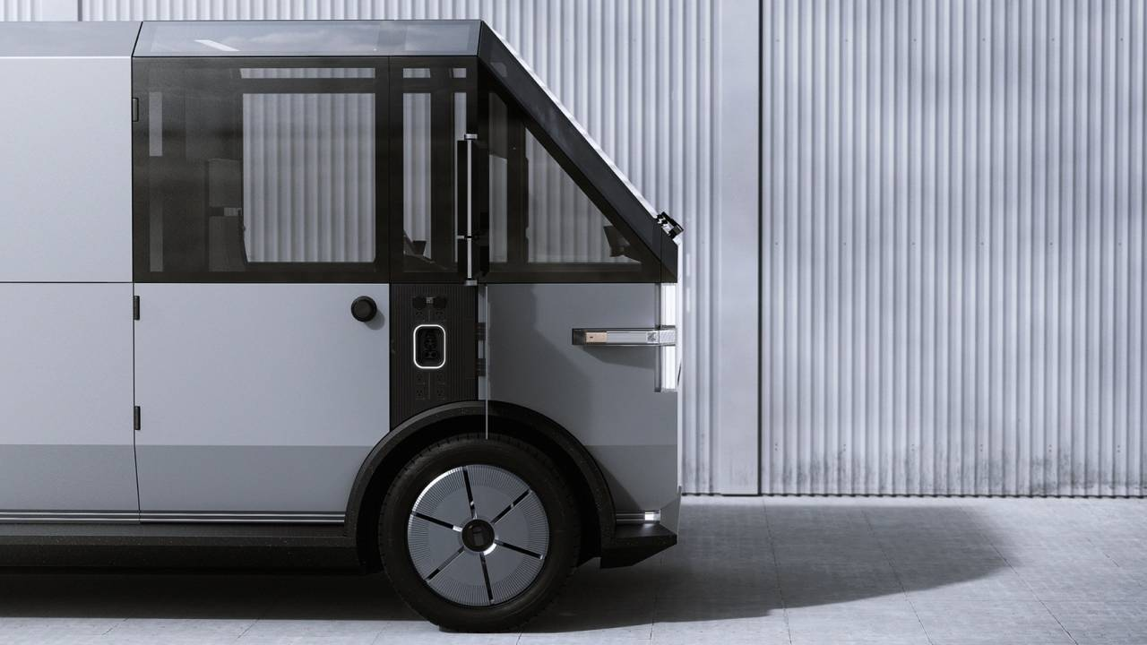 Canoo Multi-Purpose Delivery Vehicle Gallery