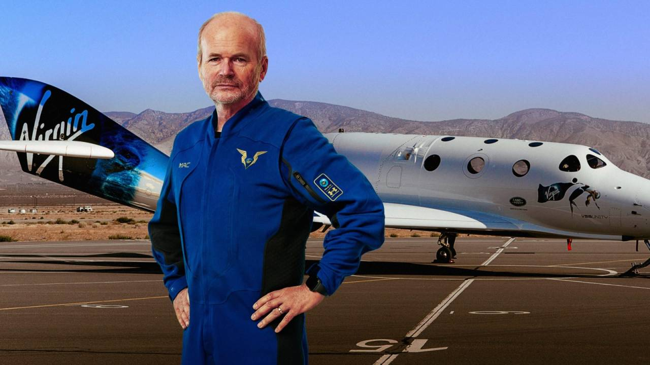 Under Armour made Virgin Galactic these custom spacesuits
