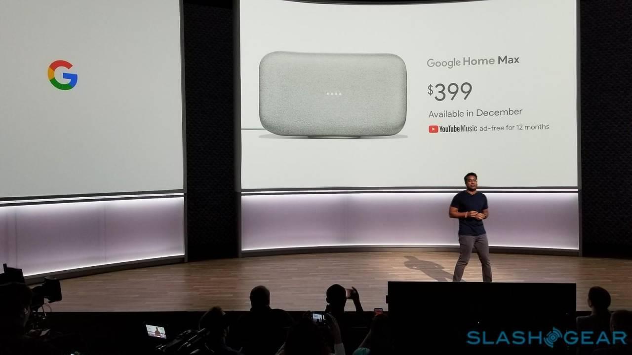 Google Home Max discontinuation marks the end of a pre-Nest era