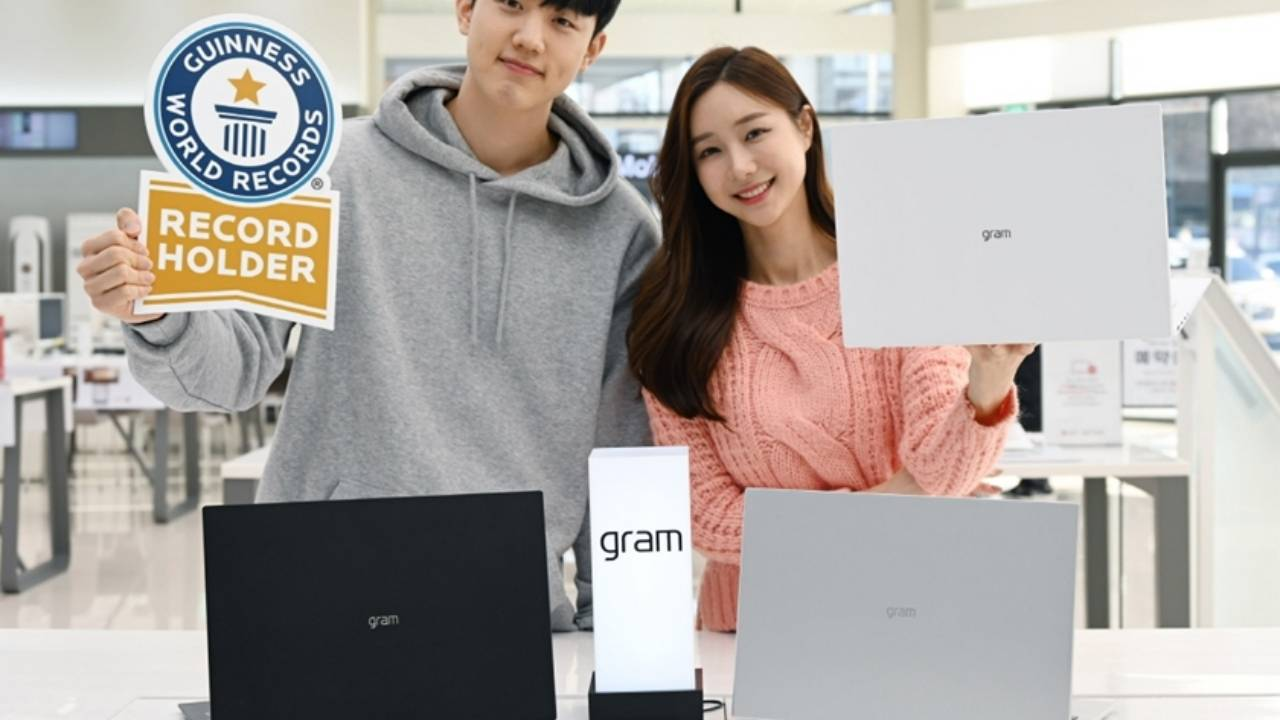 LG Gram 2021 lineup welcomes new 16-inch model