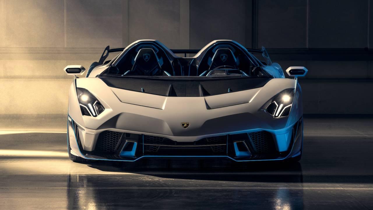 Lamborghini SC20 Gallery