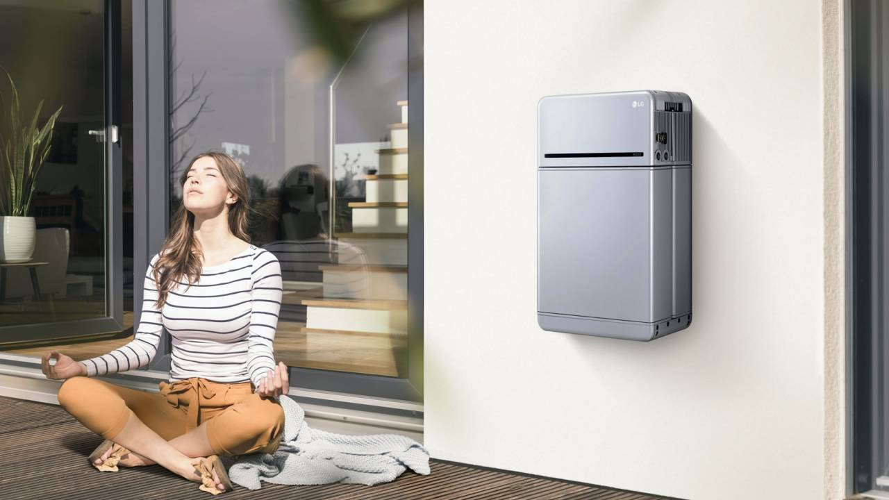 LG's home battery company just revealed its new Tesla Powerwall rivals