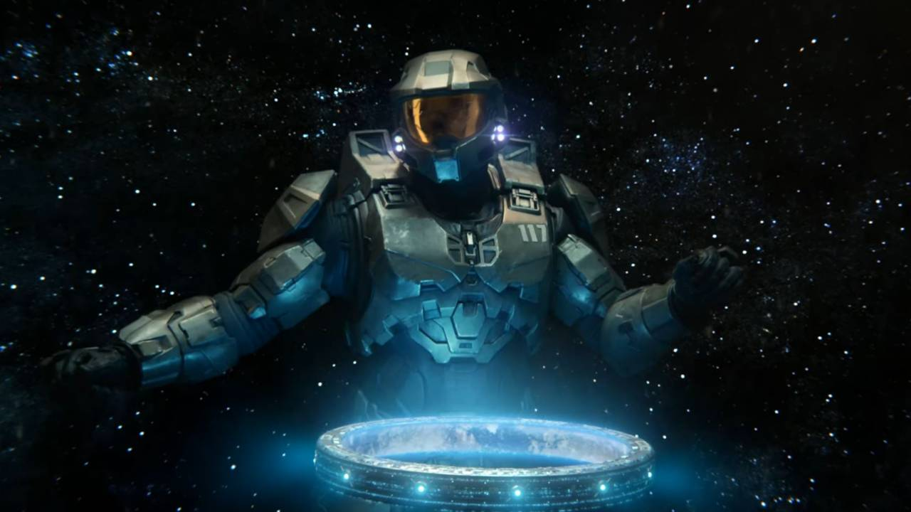 This Xbox Series X video shows Master Chief like you've never seen him before