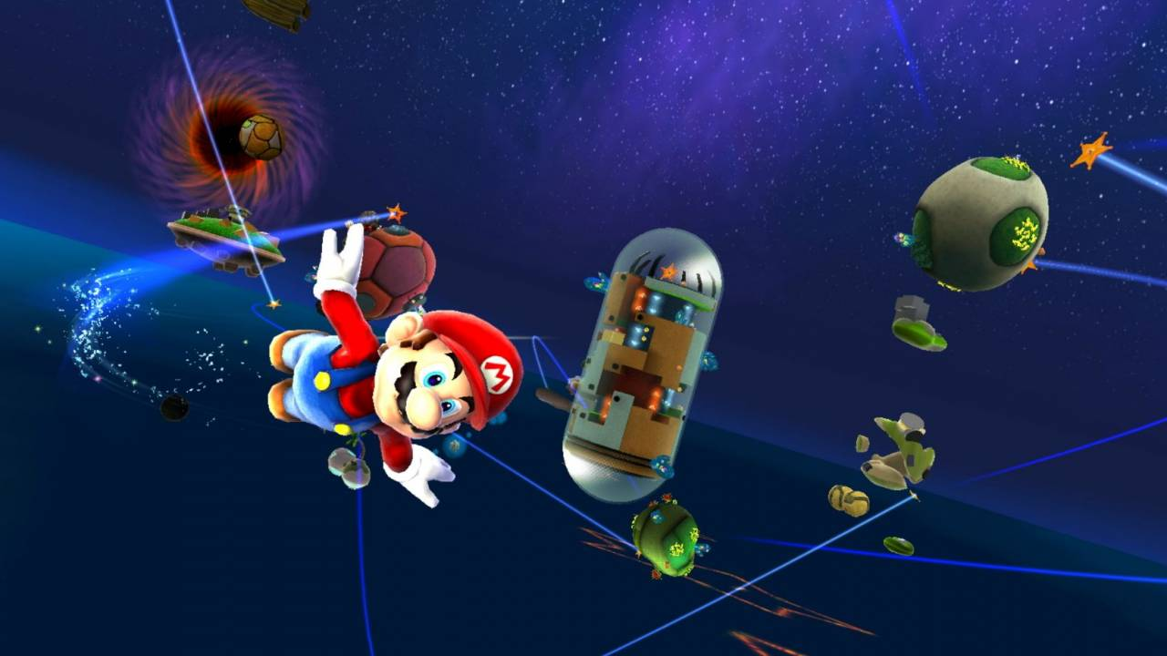 This Super Mario 3D All-Stars ad makes us miss Super Mario Galaxy 2 even more