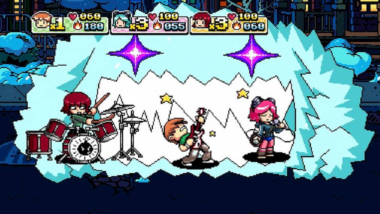 Scott Pilgrim vs The World: The Game – Complete Edition dated for January