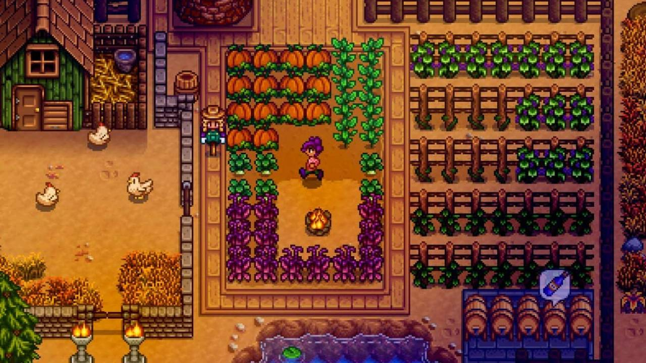Stardew Valley's new 1.5 update is a big one for longtime players