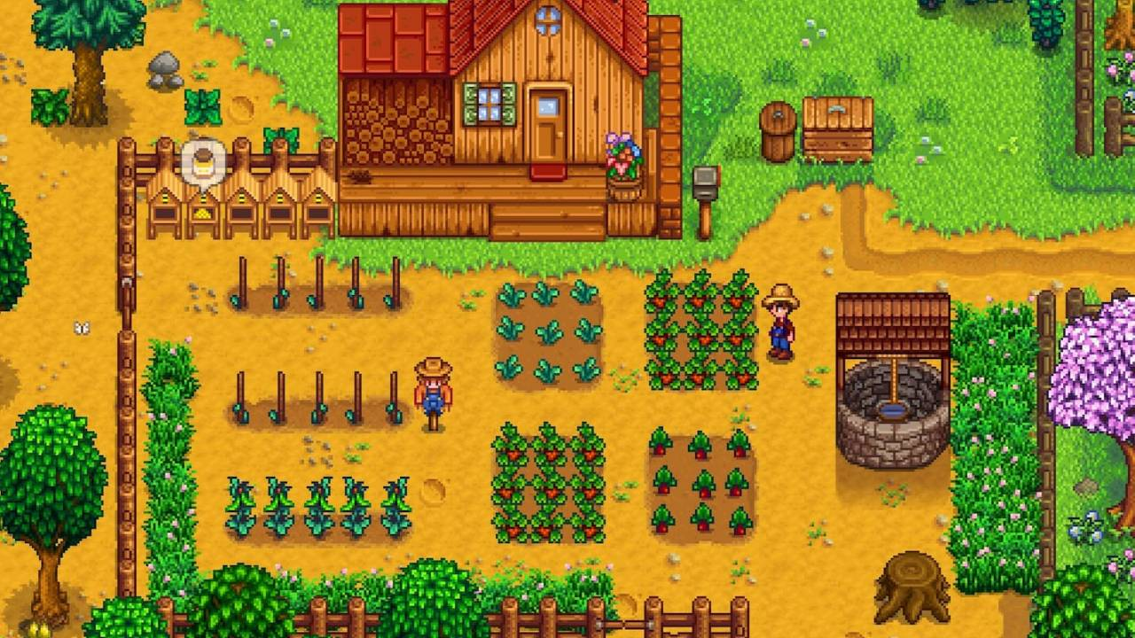 Games like Stardew Valley prove we're in a gaming golden age