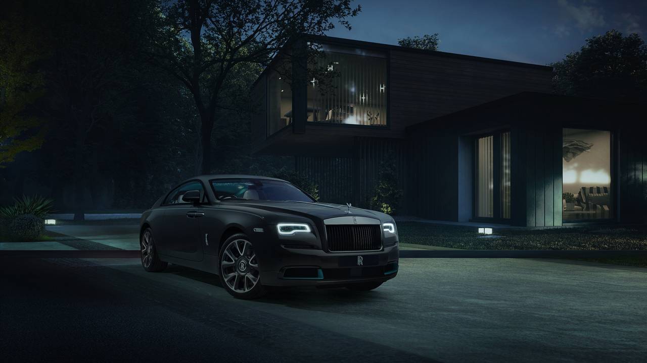 Rolls-Royce has given away clues to unravel the Wraith Kryptos cipher