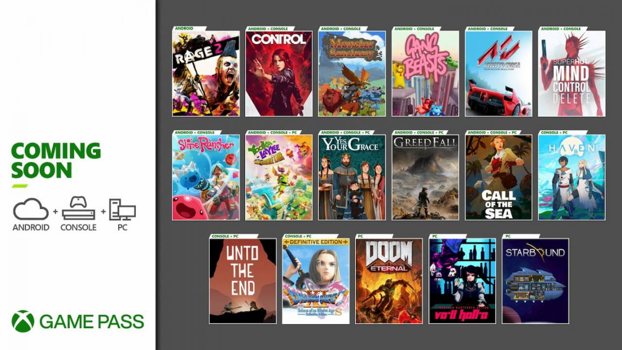 Xbox Game Pass ends 2020 with a bang: What you're getting