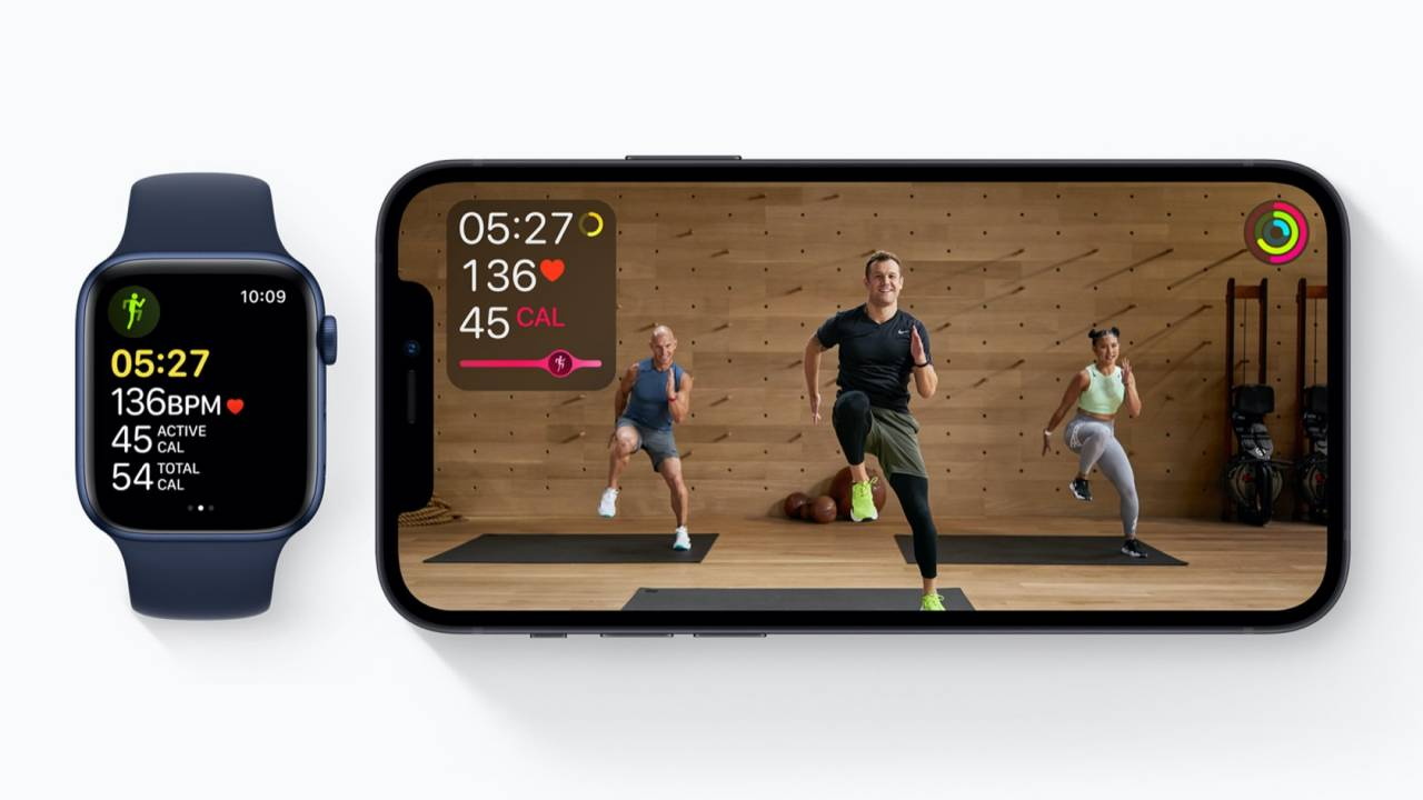 Apple Fitness+ takes on Peloton and Mirror on December 14