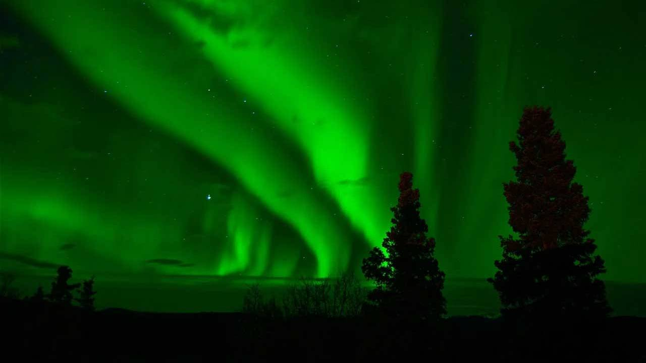 Auroras in the northern United States didn't happen after all