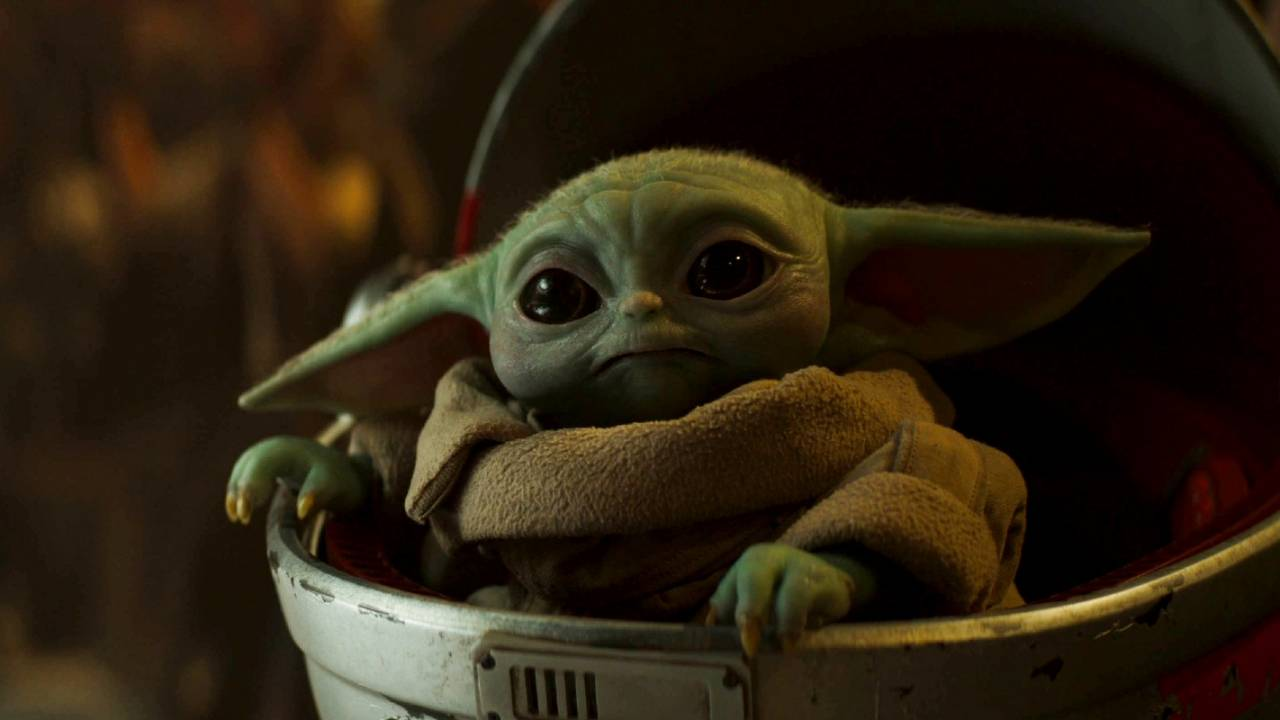 Google Search adds Baby Yoda 3D model with AR experience