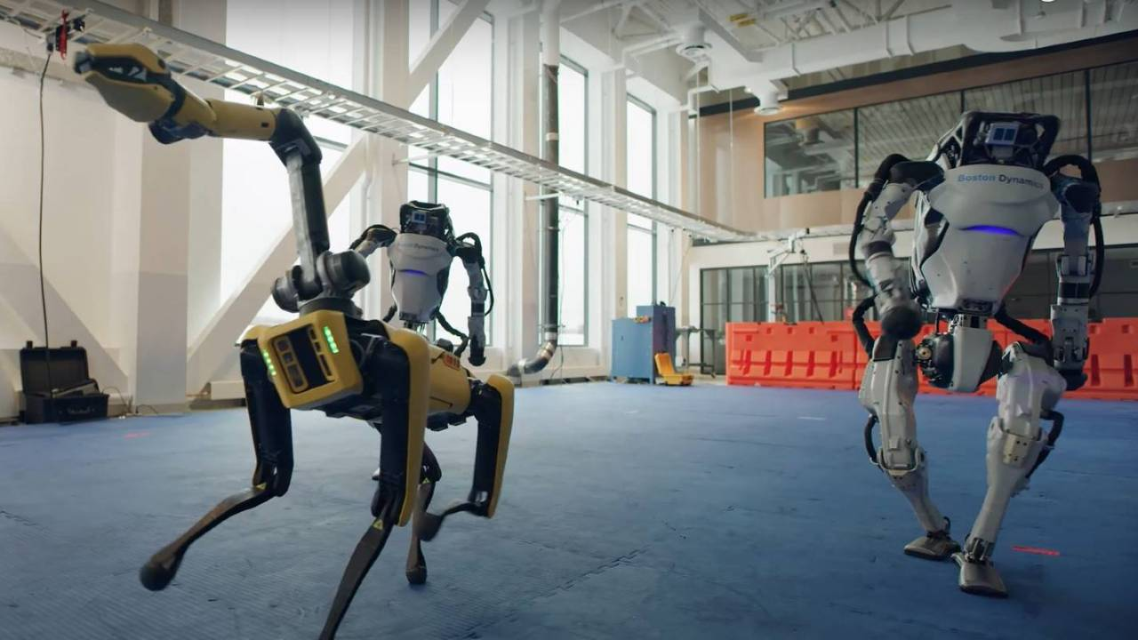 Watch these Boston Dynamics robots show off incredible dance skills