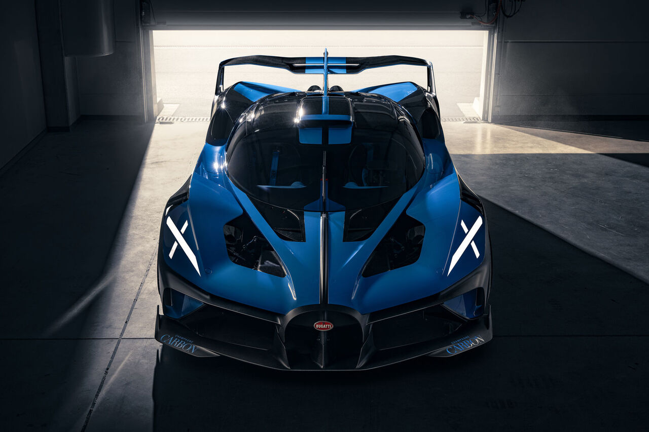 The Bugatti Bolide Is As Real As It Gets And Here S Proof Slashgear