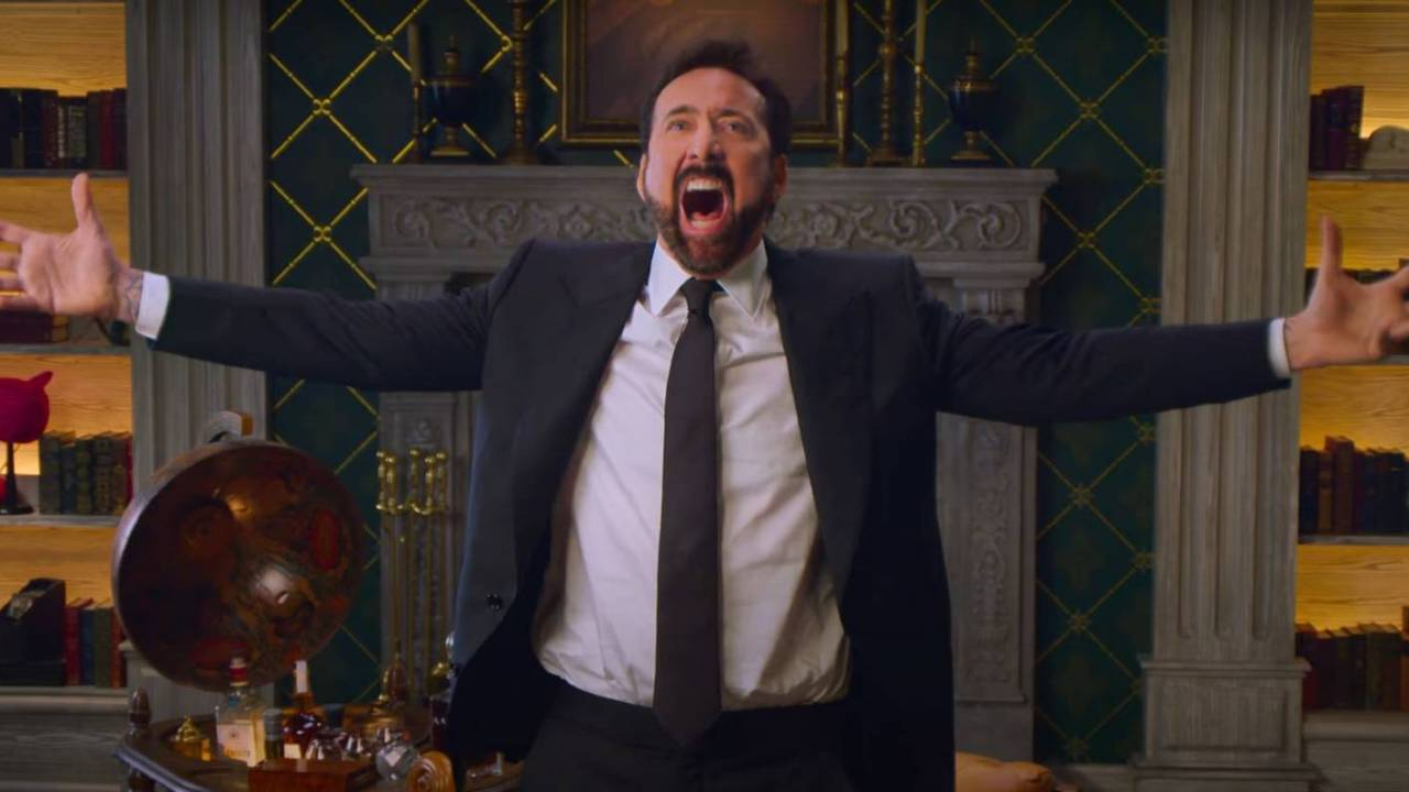 Netflix 'History of Swear Words' comedy includes Nicolas Cage screaming