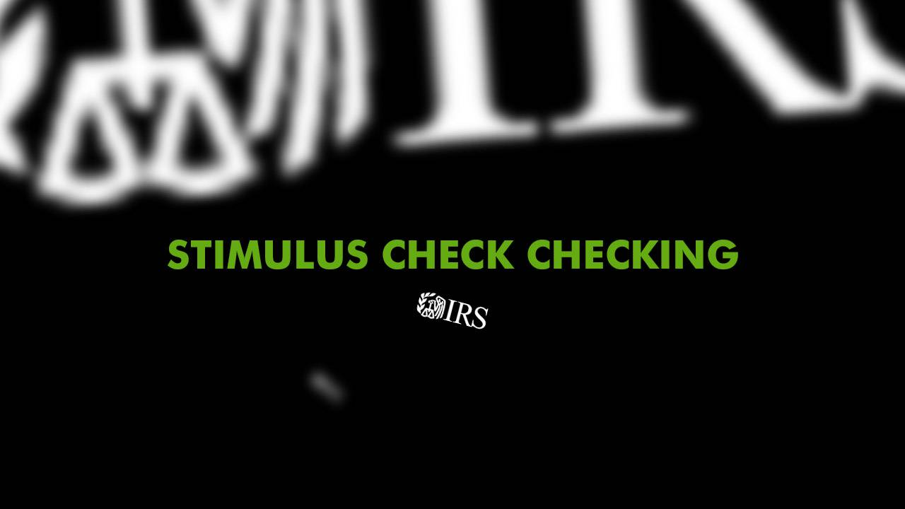 Stimulus check may already be in your bank account