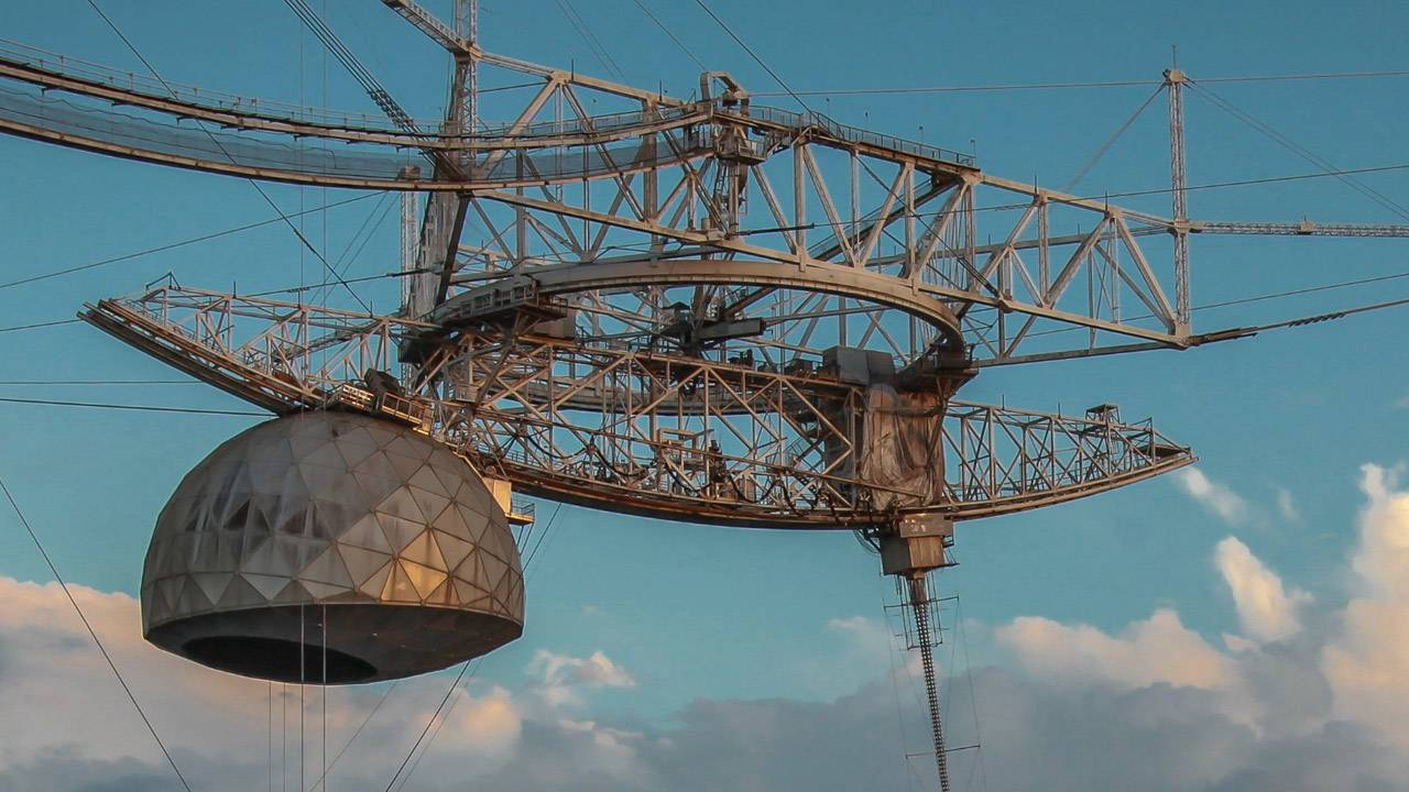 Historic Arecibo telescope collapses after multiple cable breaks