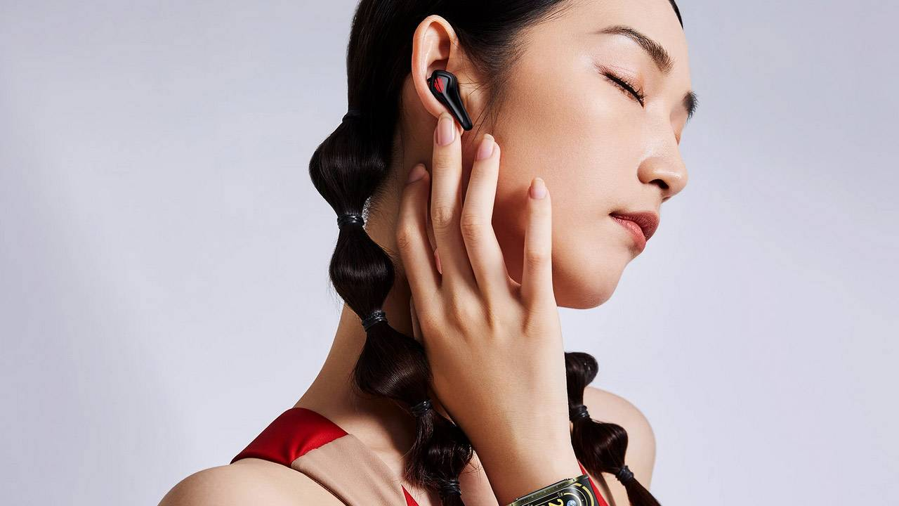 RedMagic Cyberpods might be the strangest looking earbuds yet