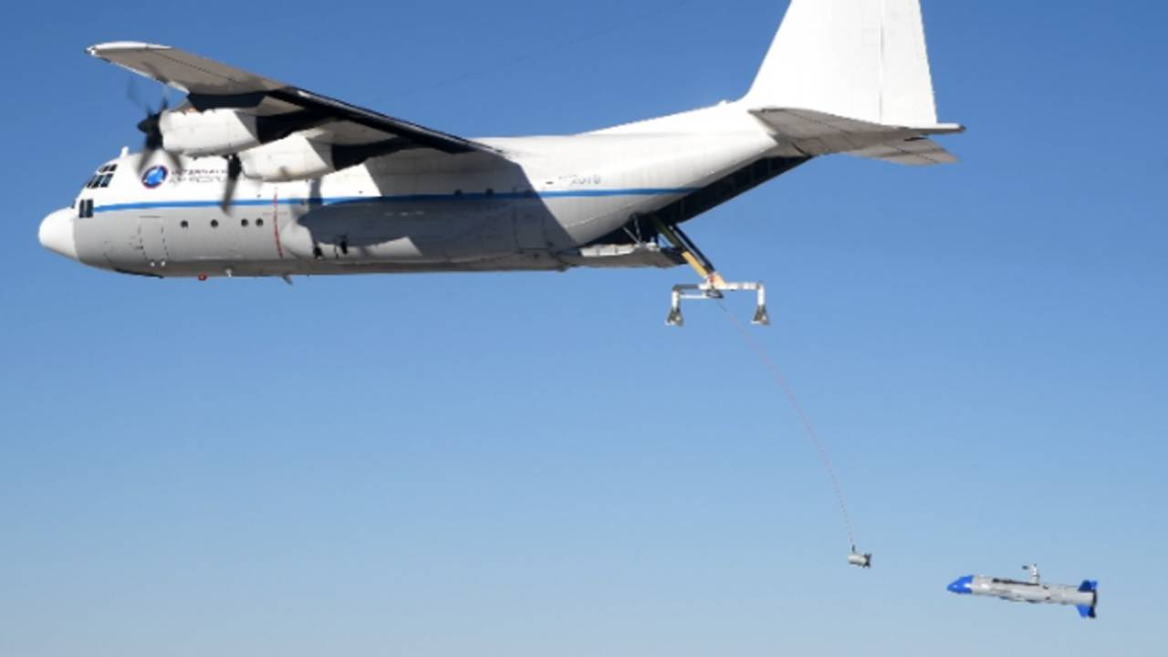 DARPA Gremlins project closer than ever to grabbing drones in flight