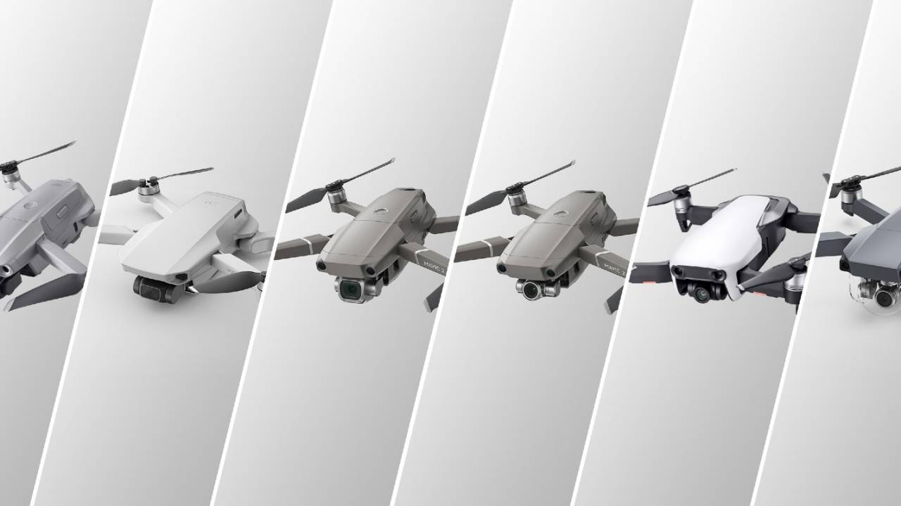 DJI FPV racing drone, goggles and controller appear in new images