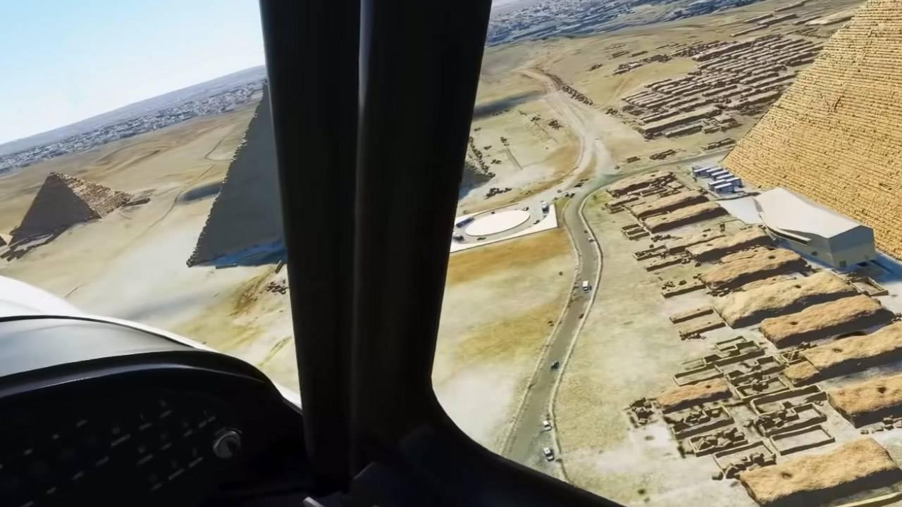 Microsoft Flight Simulator VR update released in time for holiday break