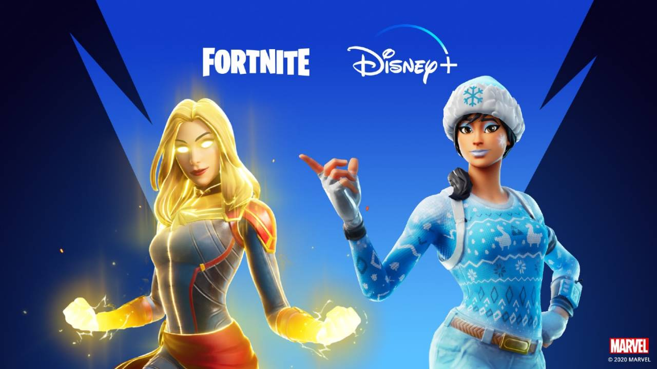 Fortnite's free Disney+ promo is about to end: How to claim it