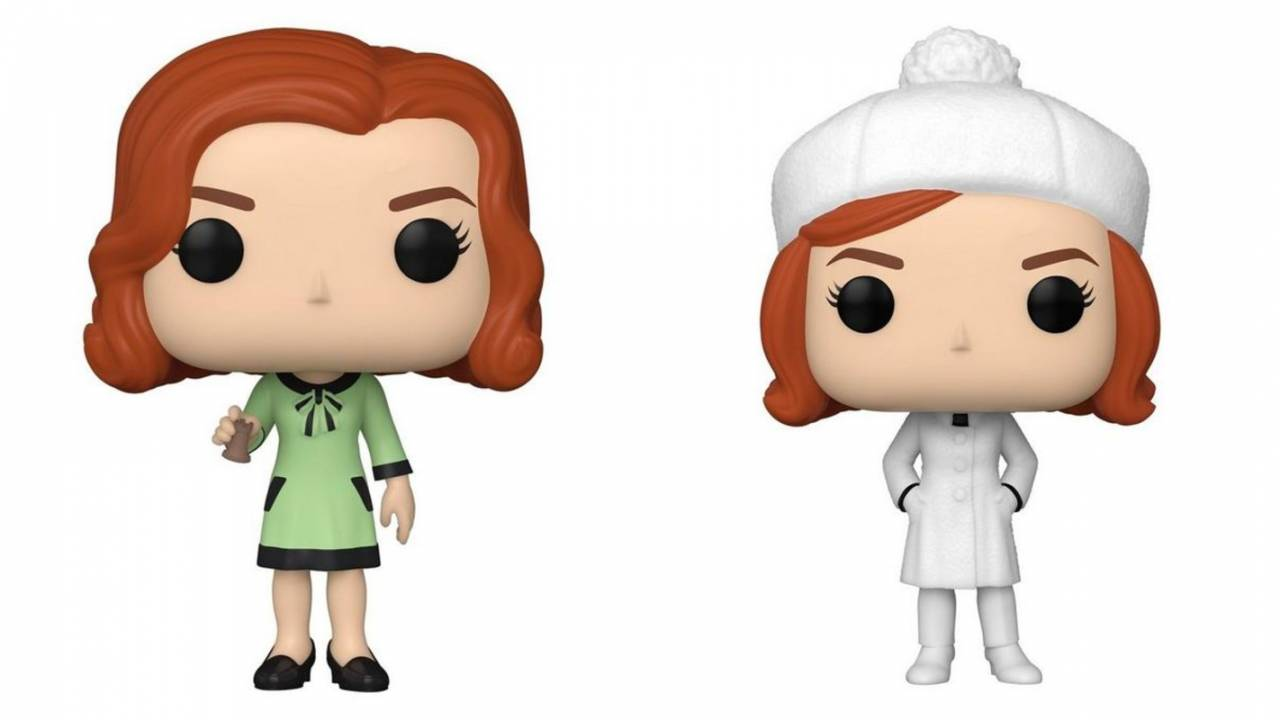 Funko is about to release Pop! figures based on The Queen's Gambit
