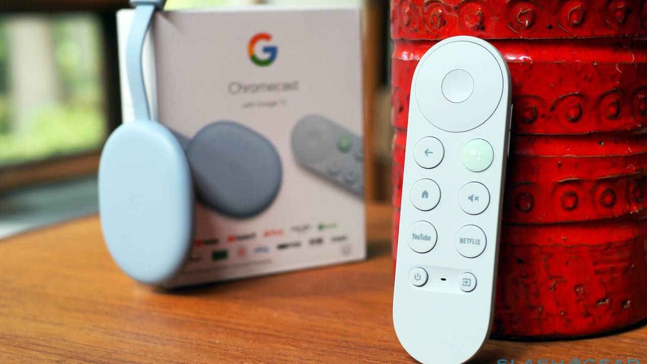 Apple TV makes Chromecast with Google TV one of an elite few