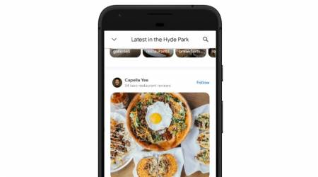 Google Maps gets a community feed with local content and reviews
