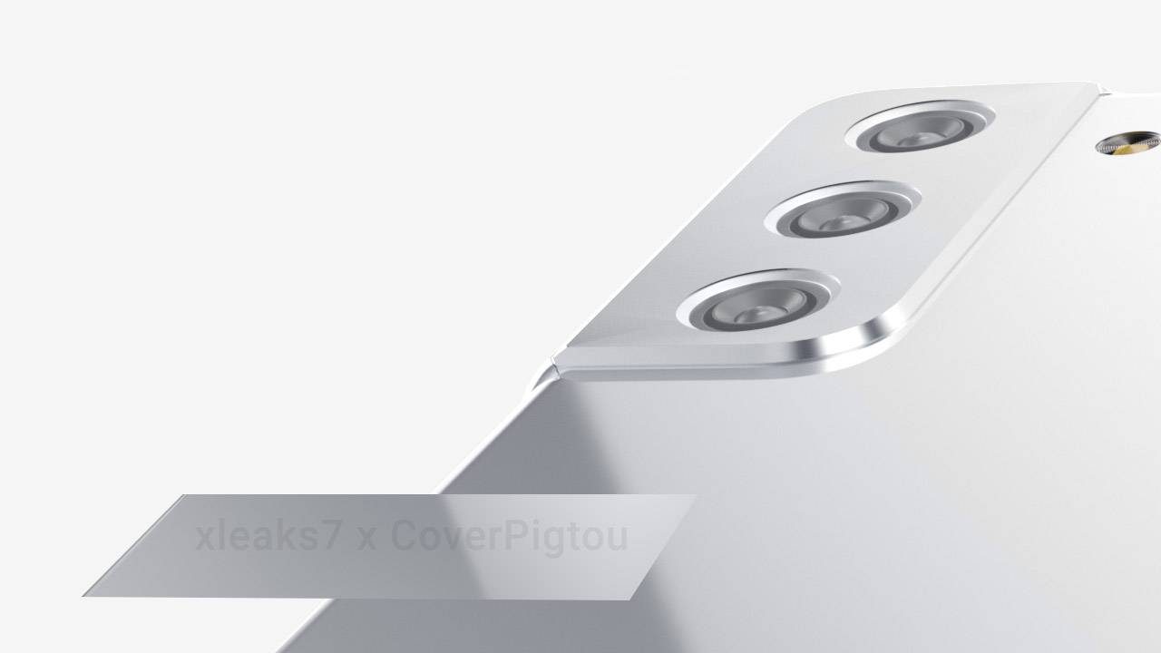 Galaxy S21+ leaks – the 2021 edge of reality