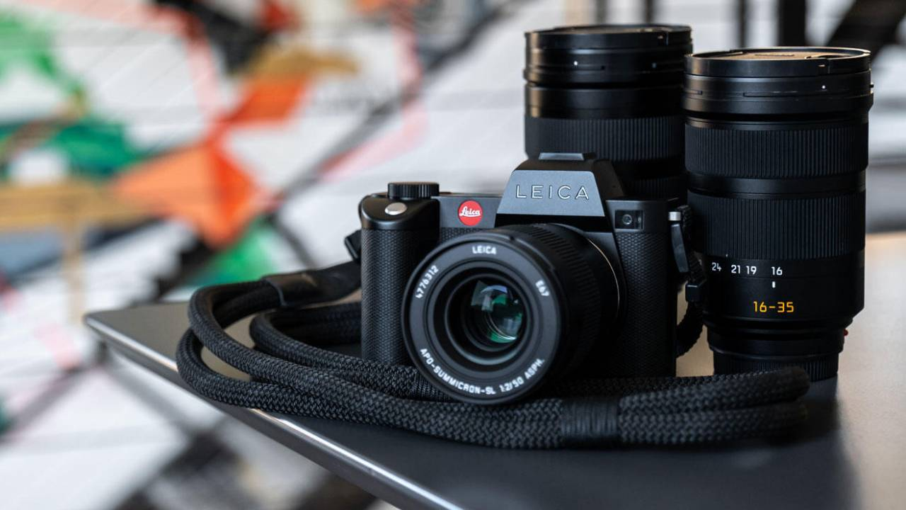 Leica SL2-S puts the emphasis on speed and photo/video versatility