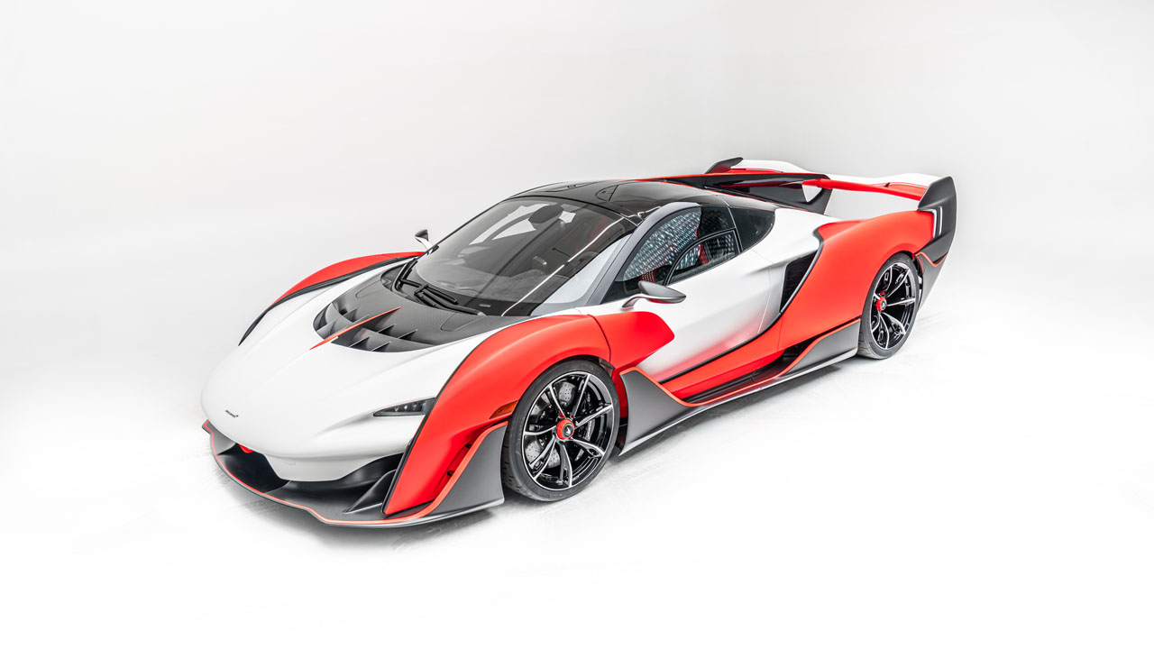 McLaren Sabre is a bespoke hypercar limited to 15 units for the US only