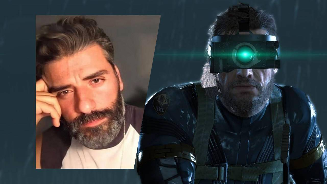Metal Gear Solid movie casts Oscar Isaac as Solid Snake