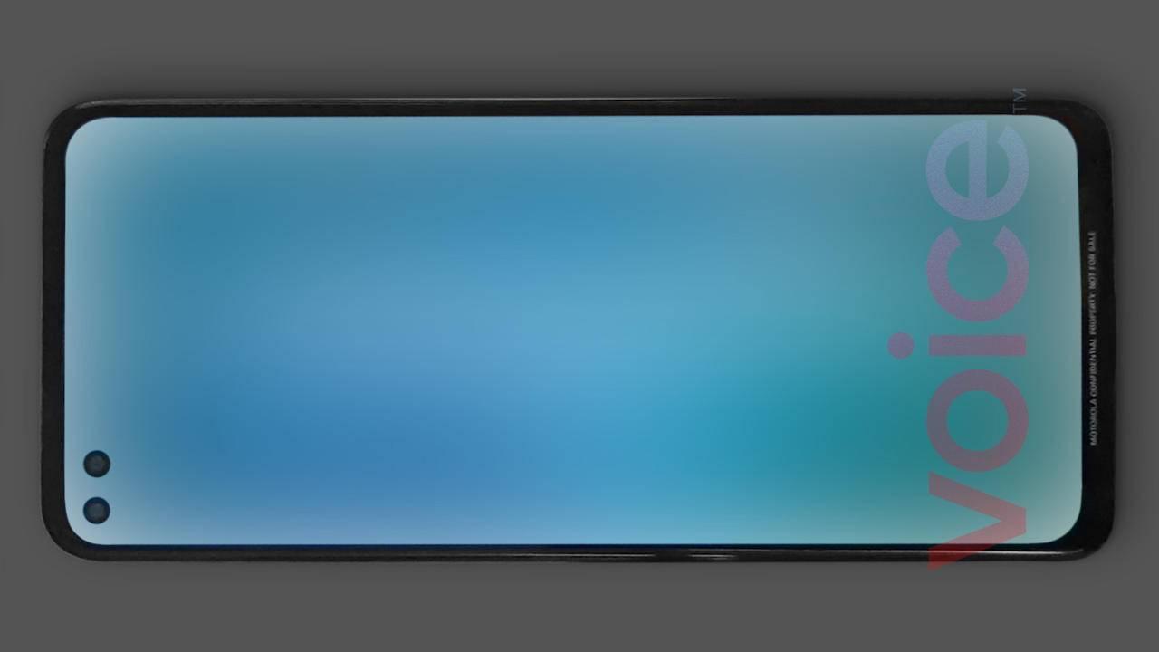 """Moto G10 """"nio"""" reveals its face in latest leak"""