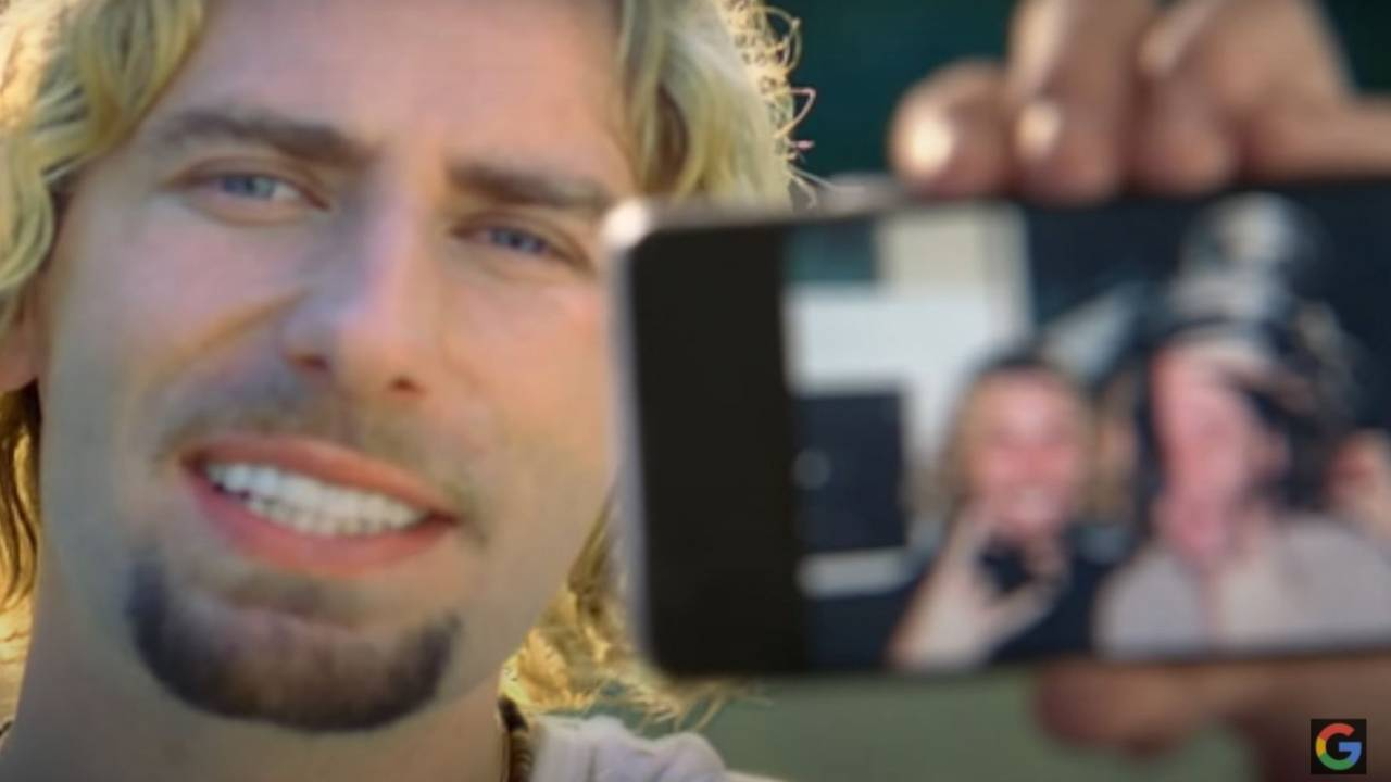 Nickelback made an ad for Google and it's surprisingly amusing
