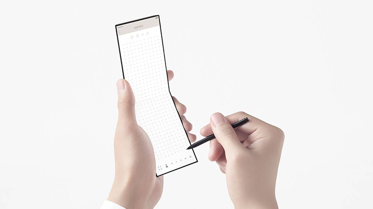 OPPO shows off slick folding phone and other designs