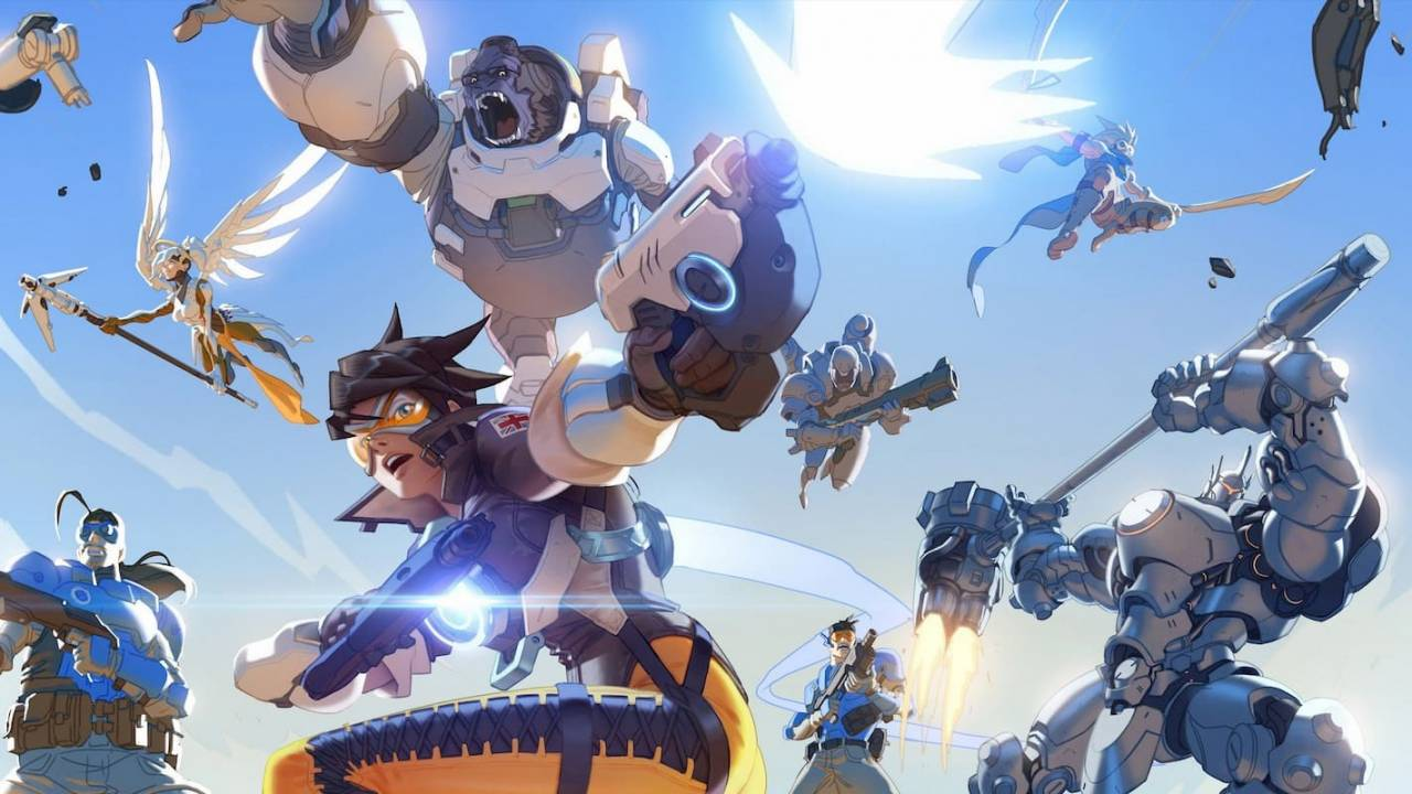 Overwatch ends 2020 with a free play promo – Here's how to start