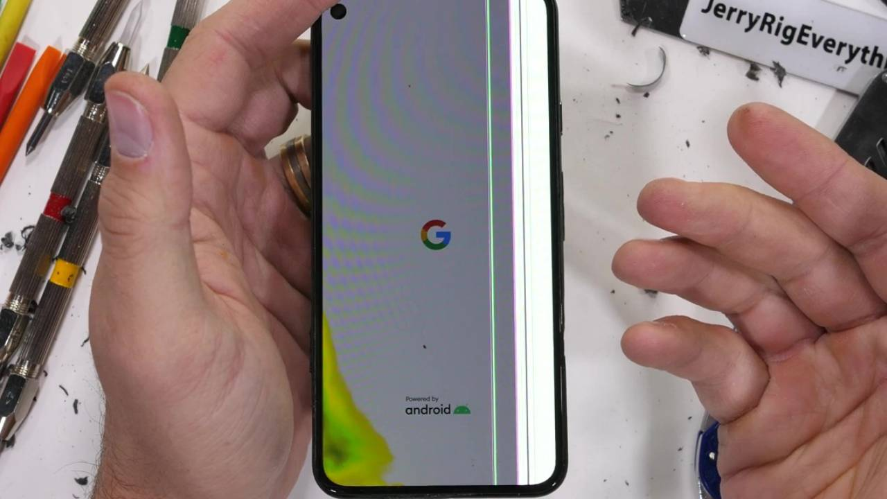 Pixel 5 teardown redeems Google's 2020 flagship