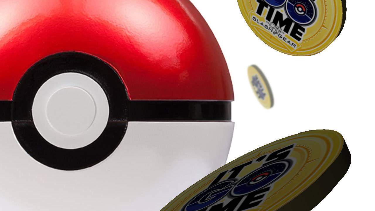 Pokemon GO update fixes a mean Pokeball bug