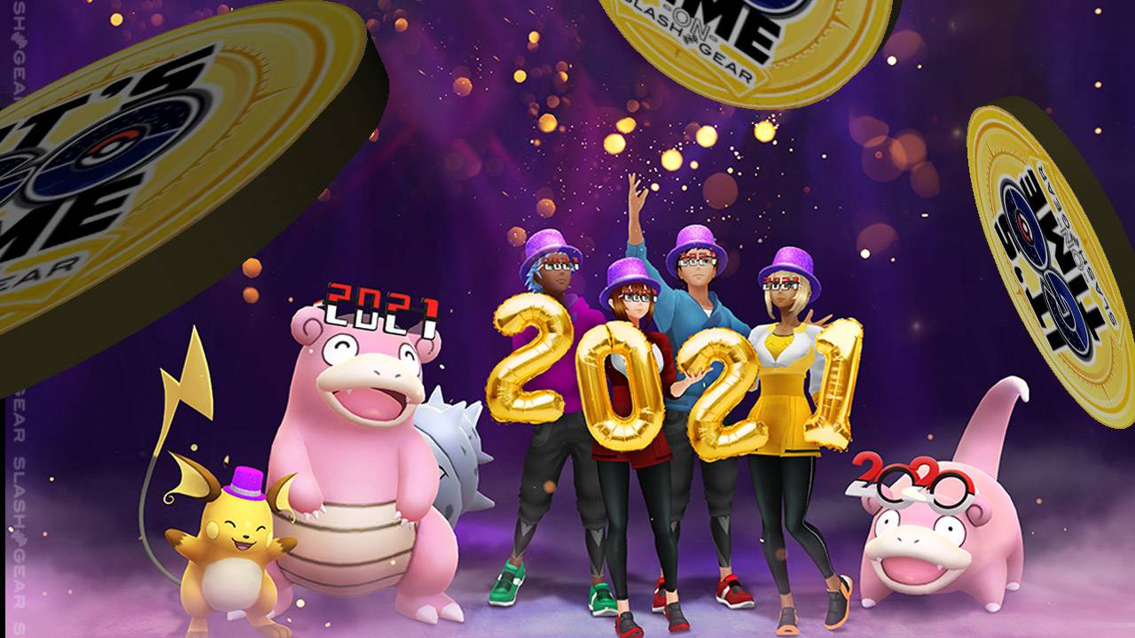Pokemon GO New Years event revealed with new Shiny Pokemon